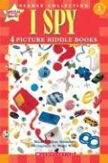 Cover-Bild zu Marzollo, Jean: Scholastic Reader Collection Level 1: I Spy: 4 Picture Riddle Books