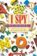 Cover-Bild zu Marzollo, Jean: I Spy School