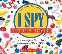 Cover-Bild zu Marzollo, Jean: I Spy Little Book