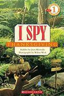 Cover-Bild zu Marzollo, Jean: I Spy Thanksgiving