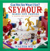 Cover-Bild zu Wick, Walter: Can You See What I See? Seymour Makes New Friends