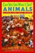 Cover-Bild zu Wick, Walter: Animals: Read-And-Seek Level 1