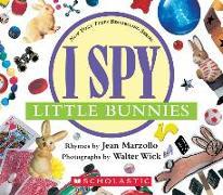 Cover-Bild zu Marzollo, Jean: I Spy Little Bunnies [With Foil]