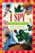 Cover-Bild zu Marzollo, Jean: I Spy a Butterfly