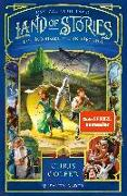 Cover-Bild zu Colfer, Chris: Land of Stories: Das magische Land 4 - Ein Königreich in Gefahr