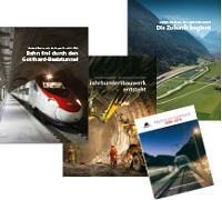 Cover-Bild zu La Galleria di base del San Gottardo - la galleria più lunga del mondo