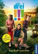 Cover-Bild zu Die drei !!! - Das Buch zum Film