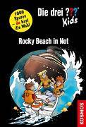 Cover-Bild zu Die drei ??? Kids und du, Rocky Beach in Not
