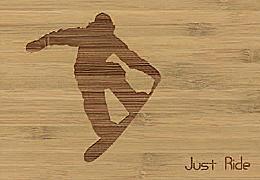 Cover-Bild zu 27059 Bambus Snowboarder GVA_Winter2015-101
