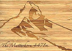 Cover-Bild zu 27347 Bambus The Matterhorn GVA_Swiss_Icons107
