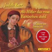 Cover-Bild zu Als Hitler das rosa Kaninchen stahl - Filmausgabe