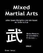 Cover-Bild zu eBook Mixed Martial Arts