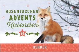 Cover-Bild zu Hosentaschenadventskalender 2019