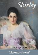 Cover-Bild zu Brontë, Charlotte: Shirley (Deutsche Ausgabe) (eBook)
