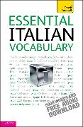 Cover-Bild zu Essential Italian Vocabulary: Teach Yourself