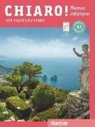 Cover-Bild zu Chiaro! A1 - Nuova edizione/ Kurs- und Arbeitsbuch mit Audios und Videos online