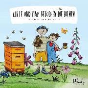 Cover-Bild zu Rosenbaum, Michaela: Lotte und Max besuchen die Bienen