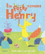 Cover-Bild zu Sturton, Margaret: Ein Fuchs namens Henry (eBook)