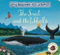 Cover-Bild zu Donaldson, Julia: The Snail and the Whale