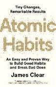 Cover-Bild zu eBook Atomic Habits