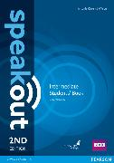 Cover-Bild zu Speakout 2nd Edition Intermediate Coursebook with DVD Rom