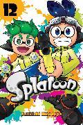Cover-Bild zu Sankichi Hinodeya: Splatoon, Vol. 12