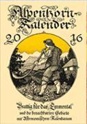 Cover-Bild zu Alpenhorn-Kalender 2019