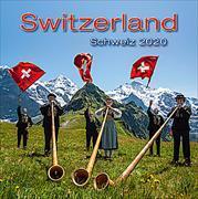 Cover-Bild zu Cal. Switzerland Ft. 30,5x30,5 2020
