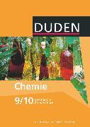 Cover-Bild zu Becker, Frank-Michael: Duden Chemie, Gymnasium Brandenburg, 9./10. Schuljahr, Schülerbuch