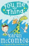 Cover-Bild zu McCombie, Karen: You, Me and Thing 3: The Legend of the Loch Ness Lilo (eBook)