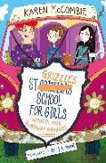 Cover-Bild zu Mccombie, Karen: St Grizzle's School for Girls, Ghosts and Runaway Grannies (eBook)