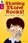 Cover-Bild zu McCombie, Karen: Oxford Reading Tree All Stars: Oxford Level 10: Stanley Stone Rocks!