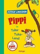 Cover-Bild zu Lindgren, Astrid: Pippi in Taka-Tuka-Land