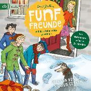 Cover-Bild zu Blyton, Enid: Fünf Freunde und das Weihnachtsgeheimnis (Audio Download)