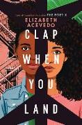 Cover-Bild zu Acevedo, Elizabeth: Clap When You Land