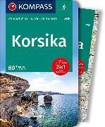 Cover-Bild zu Mertz, Peter: KOMPASS Wanderführer Korsika. 1:125'000