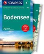 Cover-Bild zu Moczynski, Raphaela: KOMPASS Wanderführer Bodensee