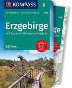 Cover-Bild zu Hähle, Sven: KOMPASS Wanderführer Erzgebirge. 1:50'000