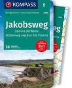 Cover-Bild zu Schwänz, Rorbert: KOMPASS Wanderführer Jakobsweg Camino del Norte. 1:50'000