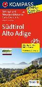 Cover-Bild zu KOMPASS-Karten GmbH (Hrsg.): Südtirol - Alto Adige. 1:70'000
