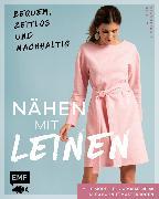 Cover-Bild zu Anninskaia, Tatiana: Nähen mit Leinen (eBook)