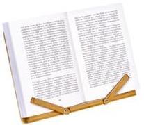 Cover-Bild zu libri_x Buchständer Bambus natur