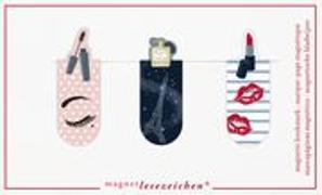 Cover-Bild zu Magnetlesezeichen Beauty
