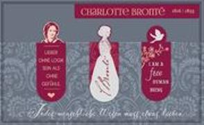 Cover-Bild zu libri_x Magnetlesezeichen Charlotte Brontë