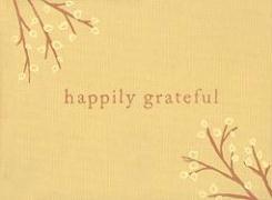Cover-Bild zu Zadra, Dan (Hrsg.): Happily Grateful