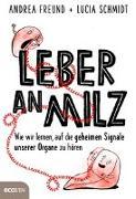 Cover-Bild zu Freund, Andrea: Leber an Milz