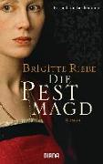 Cover-Bild zu Riebe, Brigitte: Die Pestmagd
