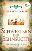 Cover-Bild zu Riebe, Brigitte: Schwestern der Sehnsucht: Drei Romane in einem eBook (eBook)