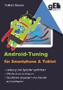 Cover-Bild zu eBook Android-Tuning für Smartphone und Tablet