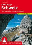 Cover-Bild zu Kürschner, Iris: Klettersteige Schweiz